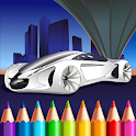 Cars Coloring World icon