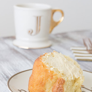 Nana's Hot Milk Cake.