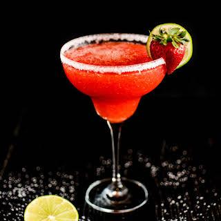 Strawberry Margarita.