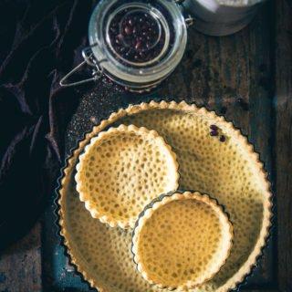 Perfect Tart Shells Recipe