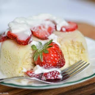 5 Ingredient White Cake.