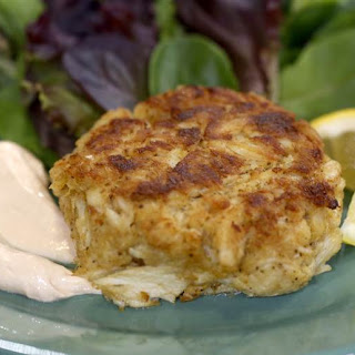 Crab Cakes With Bread Crumbs Recipes