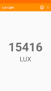 💡 Lux Light Meter 2017.02.02.1