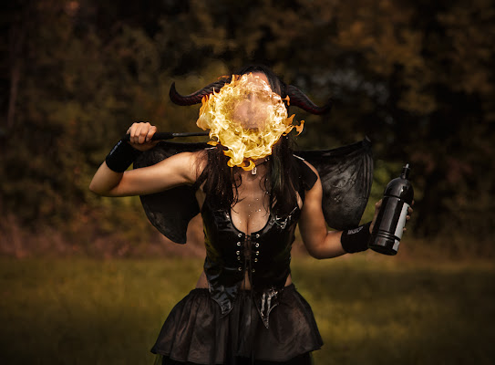 fire-breathing di bi