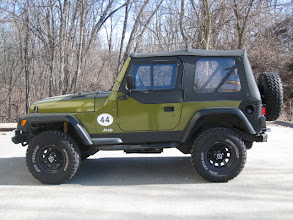 Photo: Before OME 2 inch kit and 32's