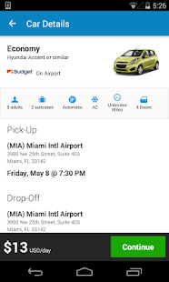 Priceline Hotels, Flight & Car - screenshot thumbnail