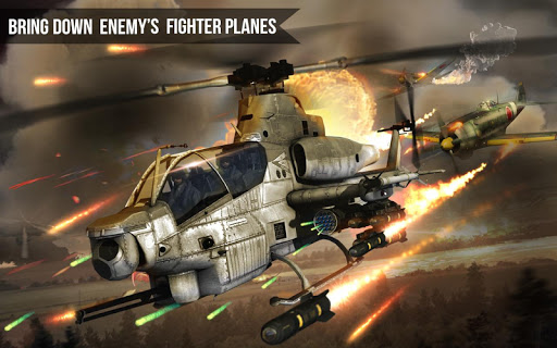 Helicopter Games Simulator : Indian Air Force Game 2.6 screenshots 9