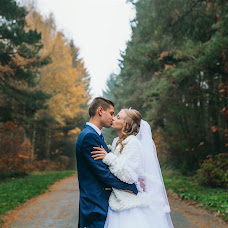 Wedding photographer Aleksey Ageev (alexageev). Photo of 20.09.2016