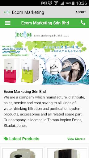 Ecomwater.com