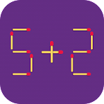 Matchsticks - Matches puzzle free game Icon
