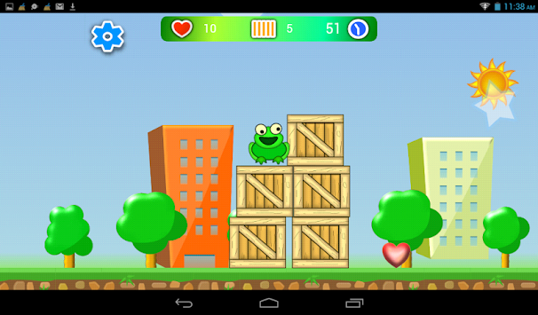 FrogLove Game APK screenshot thumbnail 11