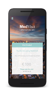 MedVisit Patient- screenshot thumbnail