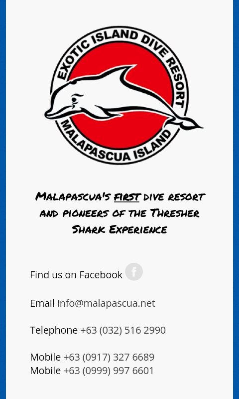 Malapascua Exotic Resort- screenshot