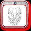 Golden Ratio Makeup Camera - Golden Ratio Mask icon