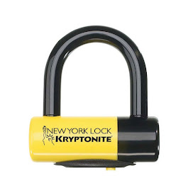 Kyrptonite New York Disc Lock MC Lås