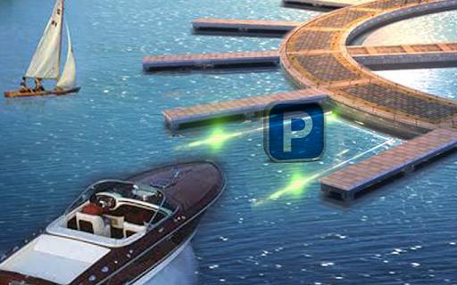 Boat Simulator Parking HD