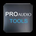 ProAudio Tools - Free, No Ads icon