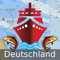 i-Boating:Germany Marine Maps icon