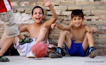 Photo: Day 164 -  Local Boys