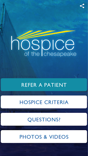 Hospice Of The Chesapeake