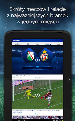Ekstraklasa.TV 1.8 screenshots 8