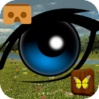 Lazy eye training VR icon
