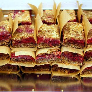 Raspberry Crumb Breakfast Bars.
