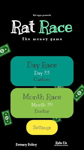 Rat Race | The Money Game 1.0.0 screenshots 1