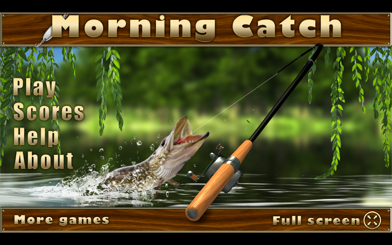 Morning Catch- screenshot