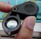 6#สิงห์ดำ หายาก Blackนานๆได้มาที AAAAAเลนส์แก้วใสๆ สุดยอดNEW!!!...จัดหนัก คัดคุณภาพ เลนส์แก้วแท้ วัดใจ 10 บาท กล้องส่องพระบอดี้ดำคลาสสิค ZIESS GOLD 12X ผลิตจากเลนส์แก้วแท้ ทนทาน สมบุกสมบันมาก เลนส์ดีๆต้องมาชมกันครับ