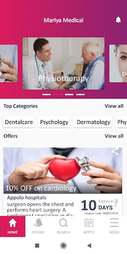 Mariya Medical screenshot 3