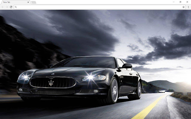 Maserati Cars Backgrounds & New Tab