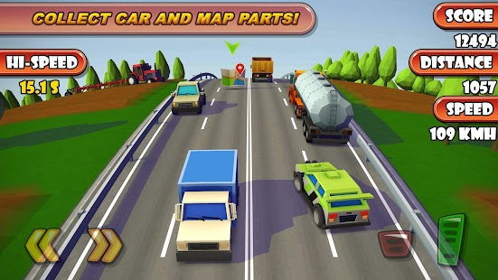 Highway Traffic Racer Planet 1.0.2 (Mod Money) Apk