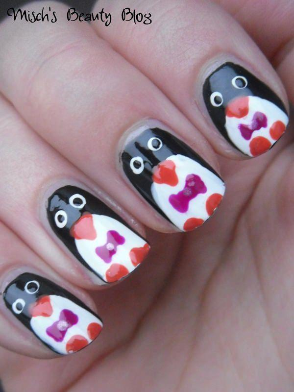 cute nail designs creem (3)