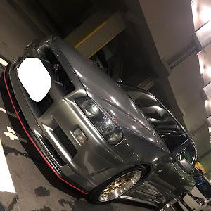 スカイラインGT-R BNR34 スパークリングシルバーのカスタム事例画像 HAYABUSA【FS-R】さんの2019年08月24日19:40の投稿