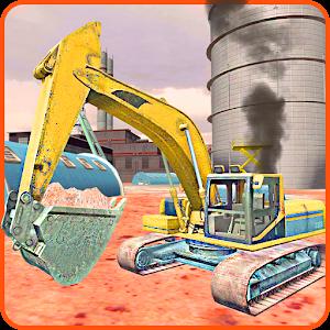 Sand Excavator Simulator for PC and MAC