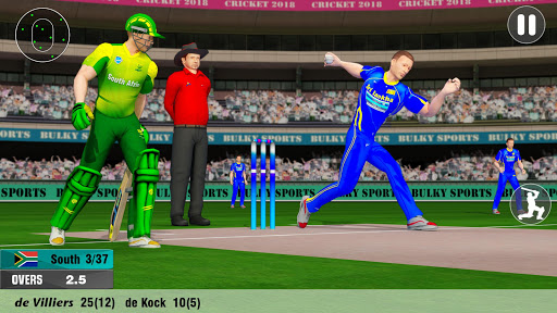 Cricket World Cup Tournament 2018: Real PRO Sports 1.0.6 screenshots 4