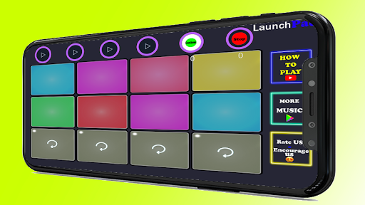 Bella Ciao - LaunchPad Dj Mix Music android2mod screenshots 3