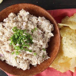 Paleo Smoked Tuna Salad.