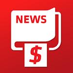 Cashzine - Earn Free Cash via newsbreak icon