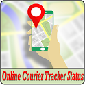 Online Courier Tracker Status icon