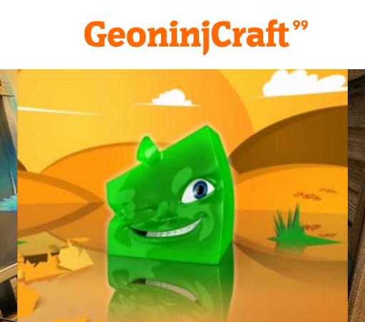 無料街机AppのGeoninjCraft|記事Game