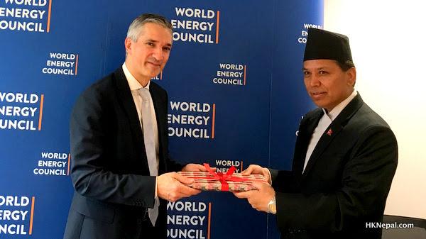 बेलायतका लागि नेपाली राजदूत डा. सुवेदी उर्जा शक्तिमा केन्द्रित