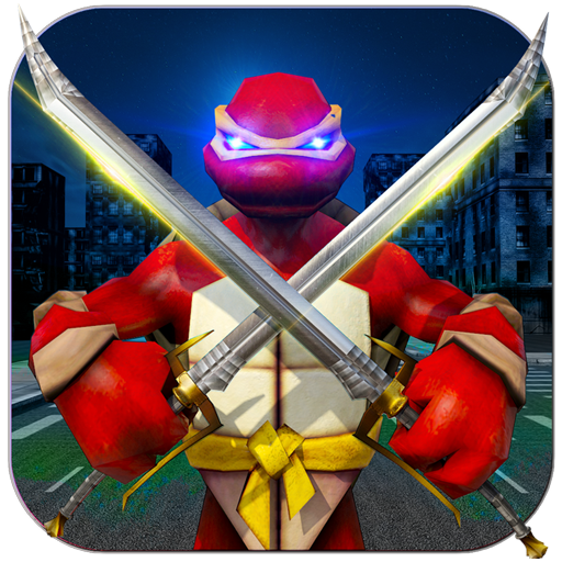 Teenage Ninja Mafia Warrior