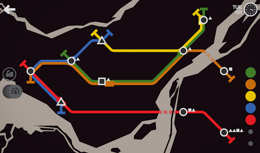 Mini Metro 2.2.0 Apk + MOD (Unlocked) 5