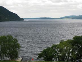 Photo: Loch Ness - mutta Nessietä emme saaneet kuvaan ...