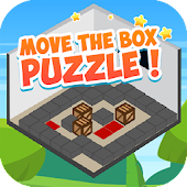 Move the box puzzle game