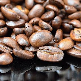by Kristina Nutautiene - Food & Drink Ingredients ( coffee beans, coffee, pwc, pwccoffee )