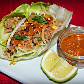 Thai Lettuce Wrap Sauce Recipes