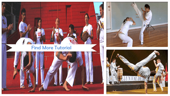 Capoeira Techniques Tutorial - náhled